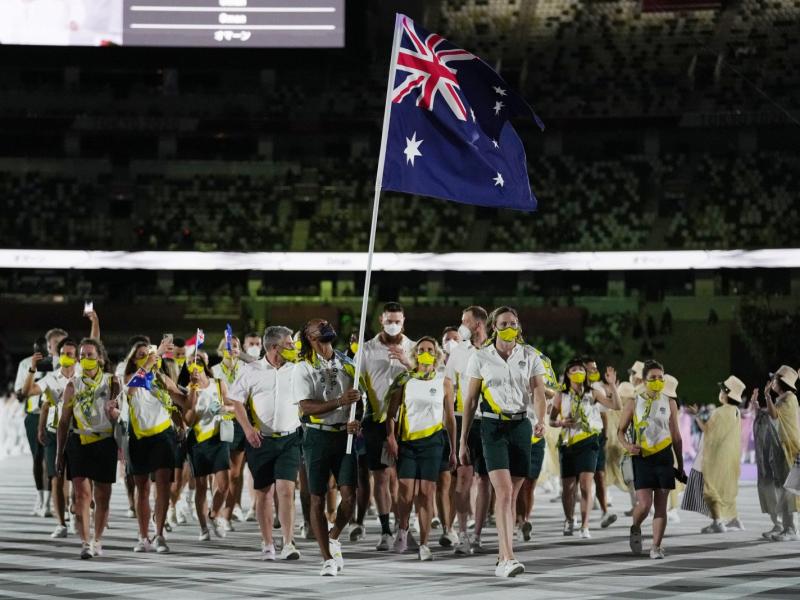 Олимпиада: Австралия делегацияси тўлиғича карантинга олинди