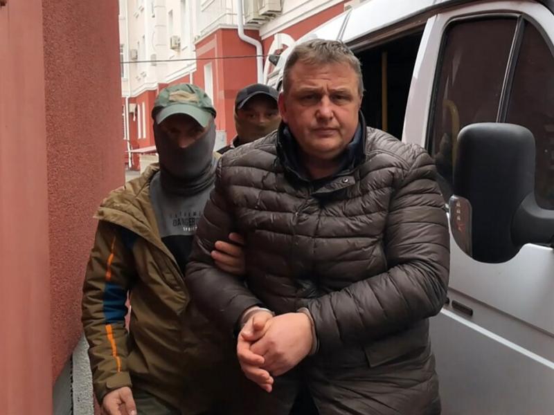 Rossiya maxsus xizmatlari Ukraina uchun ma'lumot to'playotgan shaxsni qo'lga oldi (video)