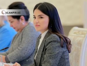 Президентнинг қизи бўлиш алоҳида имконият эмас - Саида Мирзиёева