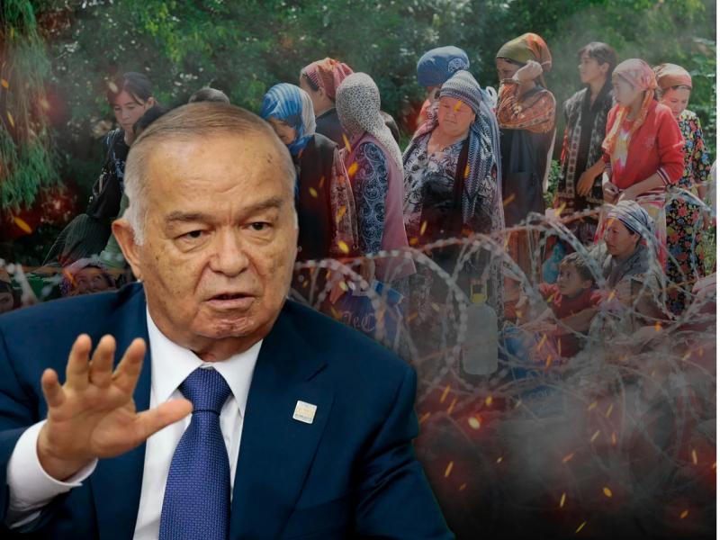"""""""O'sh voqealari""""ga 11 yil: ikki millatni """"urush yoqasi""""ga olib kelgan nizoda Karimov qanday yo'l tutgan?"""