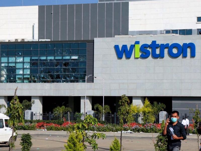 Apple ишчилари исён кўтарган Wistron билан ҳамкорликни тўхтатди