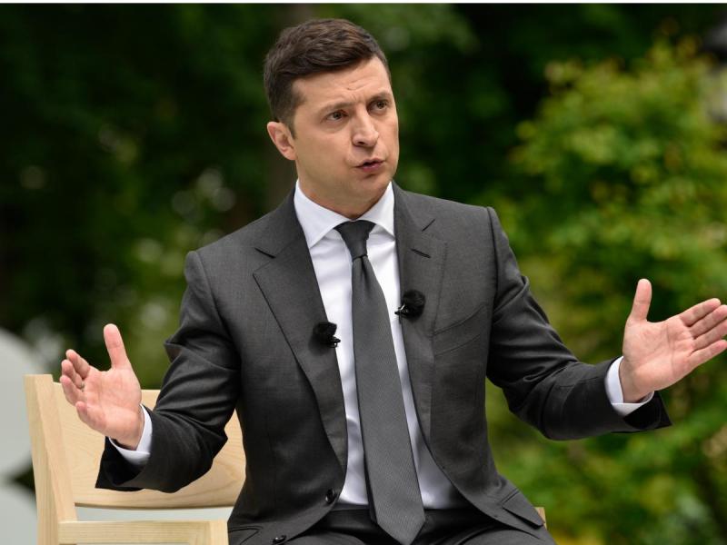 Украина НАТО ва Европа Иттифоқига аъзо бўлиши керак – Зеленский