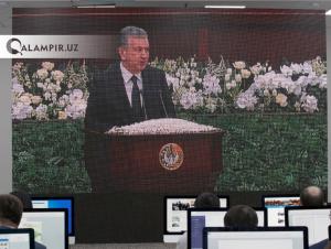 Зиёратгоҳни сўрасанг, латта боғлаб келадиган жойни кўрсатади – Президент