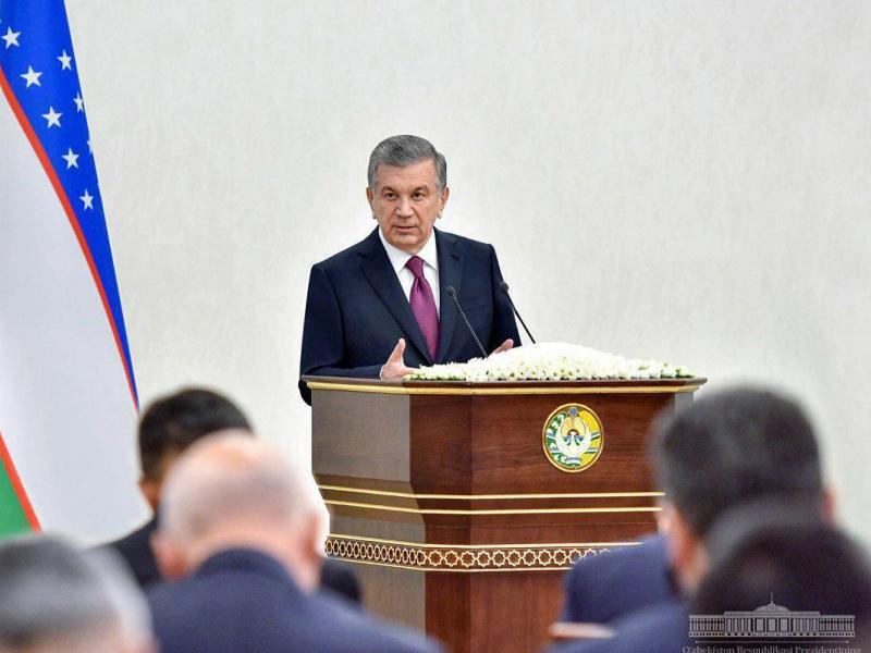 Prezident Mehribonlik uylari bitiruvchilarining deyarli yarmi uysiz qolganini tanqid qildi