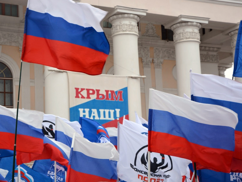 Кремль Қрим борасида Байденга жавоб қайтарди