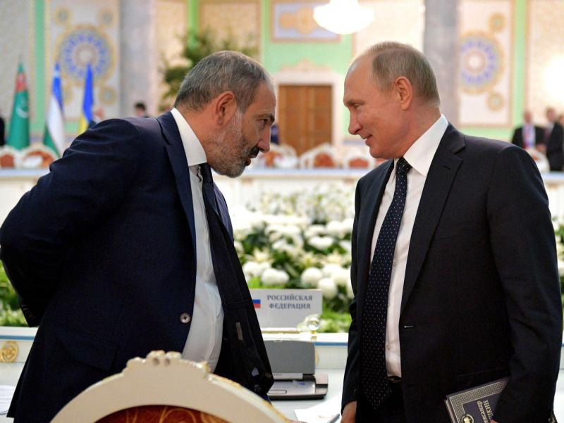 Armanistonning sobiq Prezidenti Pashinyanni Putinga hurmatsizlikda aybladi
