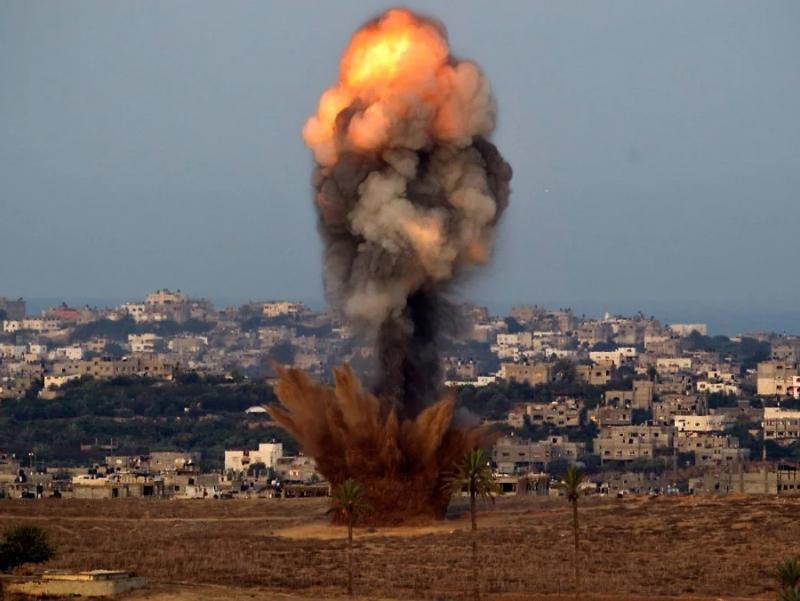Demokratlar AQSHning Isroilga bomba sotishini taqiqlamoqchi