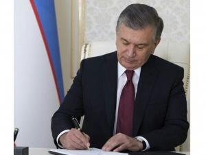 Шавкат Мирзиёев Ўзбекистоннинг халқаро рейтинглардаги ўрнини яхшилашга доир фармонни имзолади