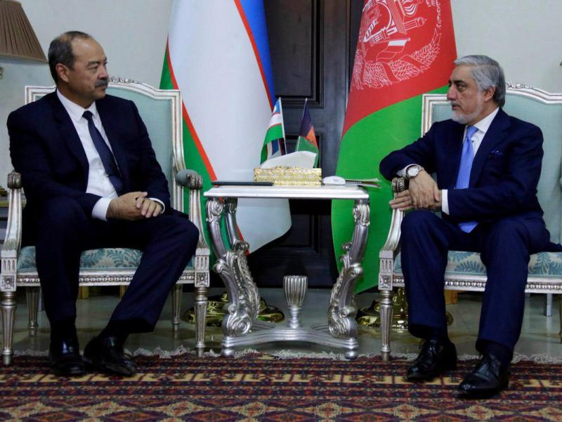 Абдулла Арипов: Ўзбекистон Афғонистонни электрлаштиришга 45 млн доллар ажратади