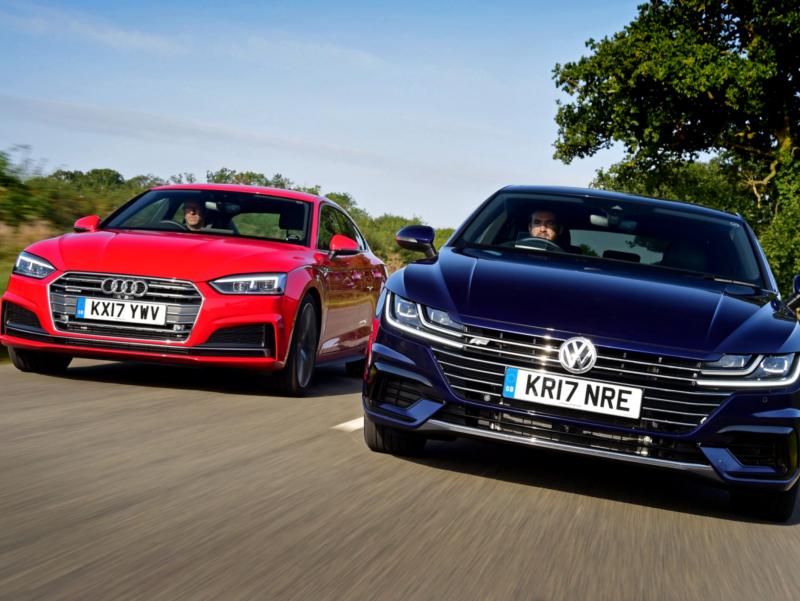 Audi ва Volkswagen ўз логотипини ўзгартирди