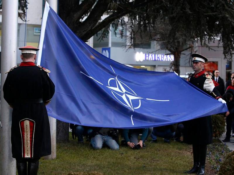 Расман: Шимолий Македония НАТО аъзоси бўлди