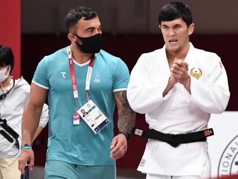 Ўзбекистон дзюдо терма жамоаси учун Олимпиада тугади