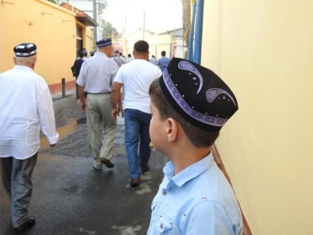 Juma kuni masjiddagi kutilmagan holat
