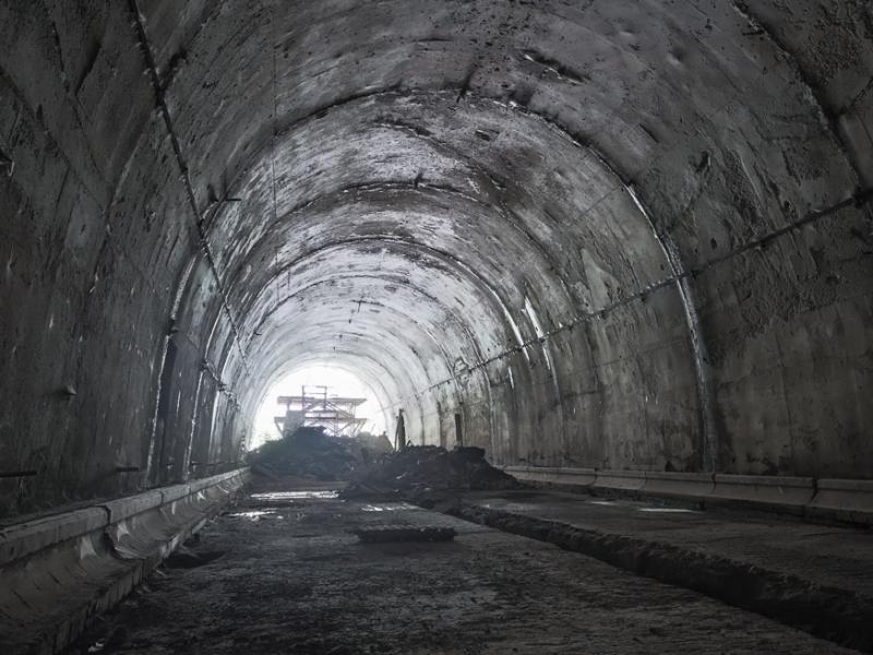 Самарқандда янги туннель қурилиши бошланди