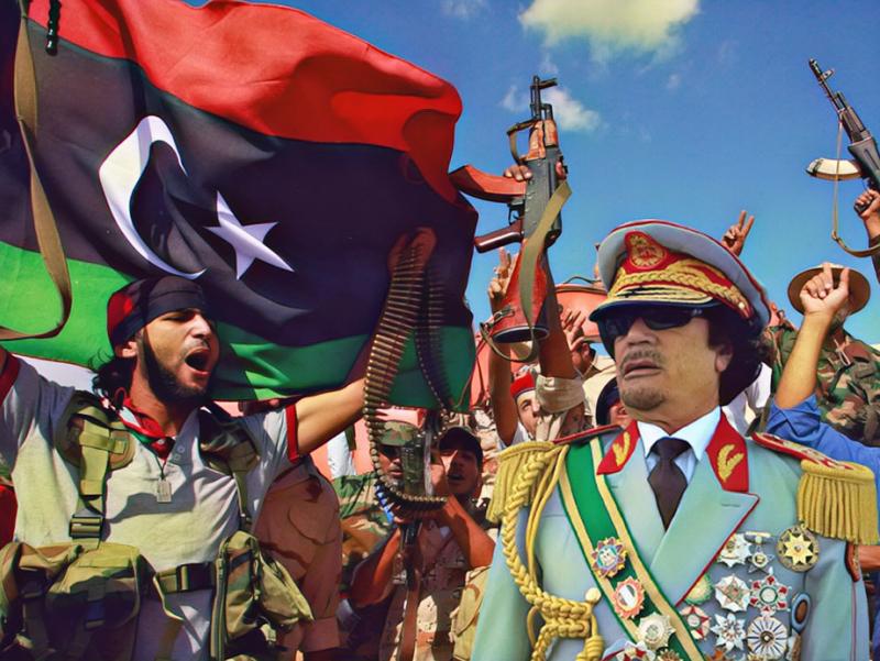 Kaddafiyning ayanchli o'limi: G'arb va NATO Liviyada nimalar uyushtirgandi?