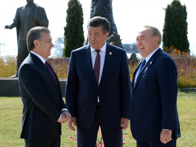Президент Туркий тилли давлатлар кенгашига аъзо бўлиш ҳақидаги қонунни имзолади