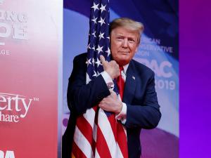 Трамп суди ниҳоясига етди