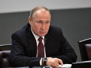 Путин хорижий махсус хизматларнинг Россиядаги режаларини ошкор қилди