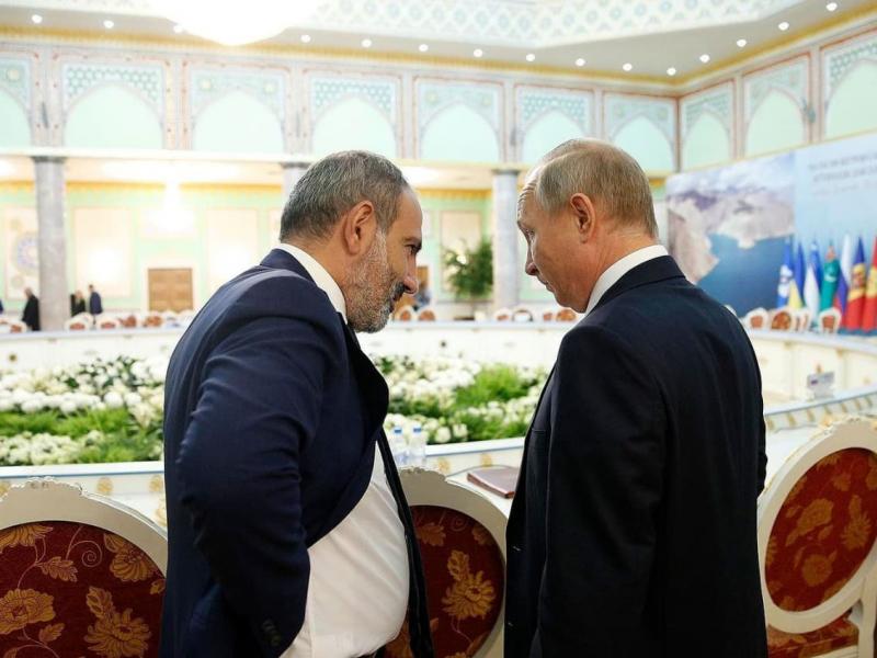 """Fransiya Prezidenti Vladimir Putin – Pashinyan """"qovun tushirdi"""""""