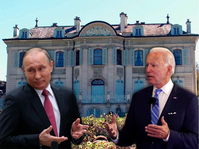 Putin va Bayden sabab Shveysariya havo hududining bir qismi yopiladi