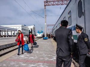 Қўқон – Tошкент йўналишига қўшимча поезд қатнови йўлга қўйилди