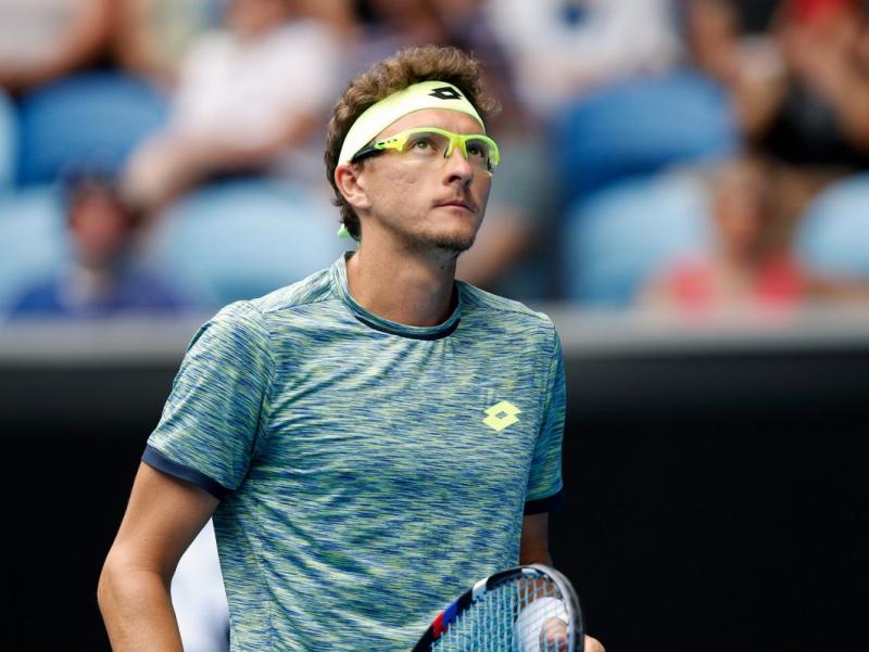 "Tennis: Denis Istomin ""qora an'ana""ni davom ettirdi"