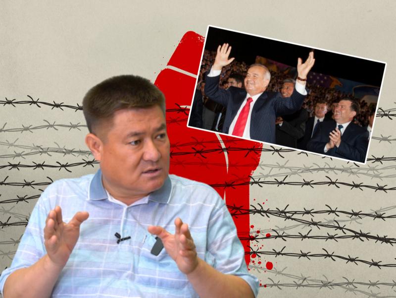 Tashanov Karimov va Mirziyoyev davridagi inson huquqlarini solishtirdi