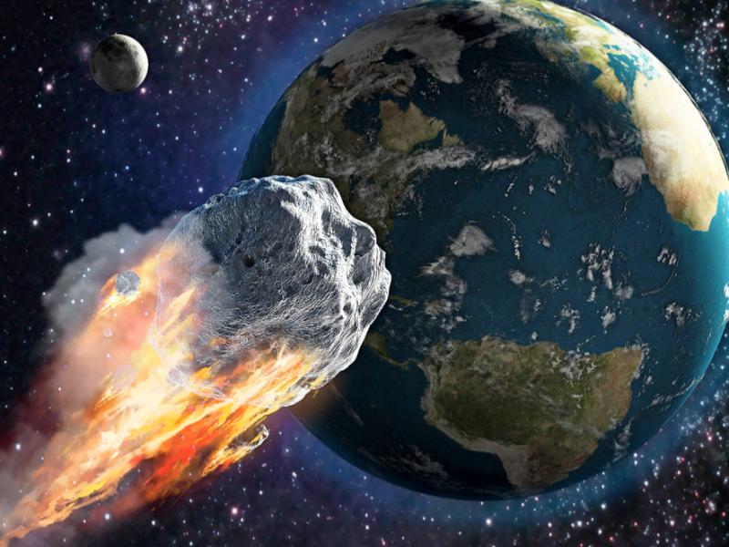 Бугун Ер яқинидан стадион катталигидаги астероид учиб ўтади