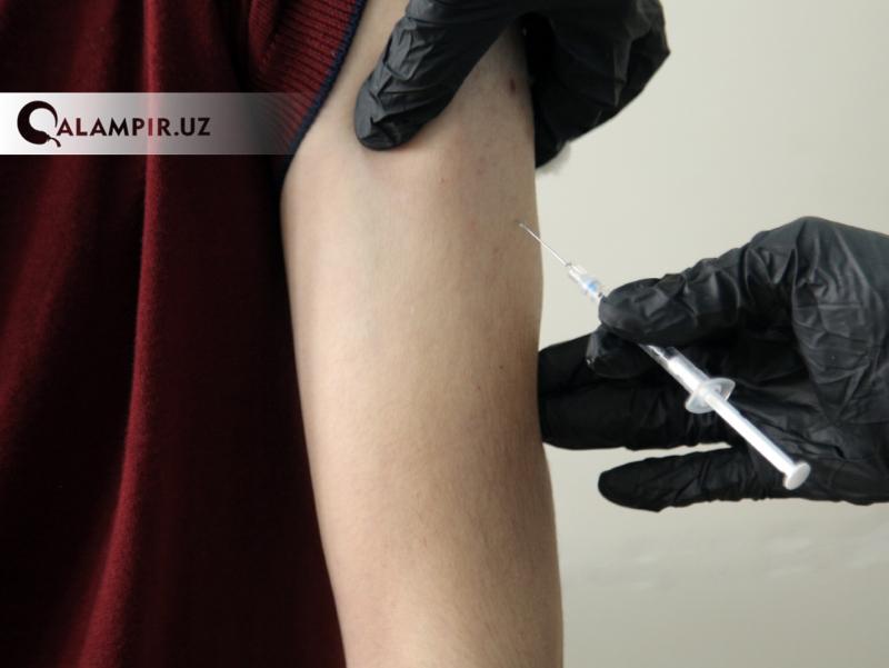 O'zbekistonda koronavirusga qarshi emlanganlar soni 250 mingdan oshdi