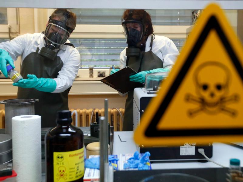 O'zbekistonda biologik qurol ishlab chiqaruvchi laboratoriyalar bormi? TIV munosabat bildirdi