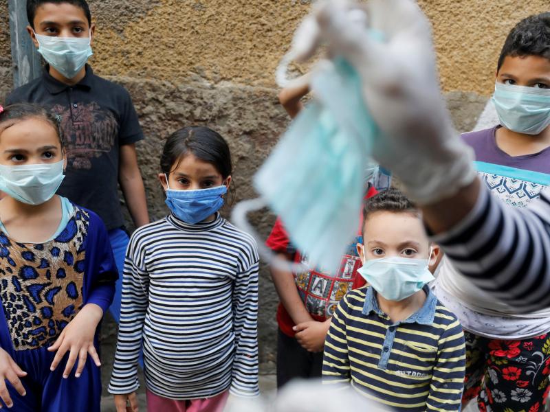 ЖССТ ва UNICEF коронавируснинг болалар учун хавфли таъсирини маълум қилди