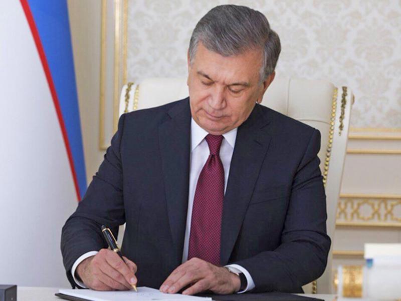 Ўзбекистоннинг халқаро рейтинглардаги ўрнини яхшилаш тўғрисида Президент фармони қабул қилинди