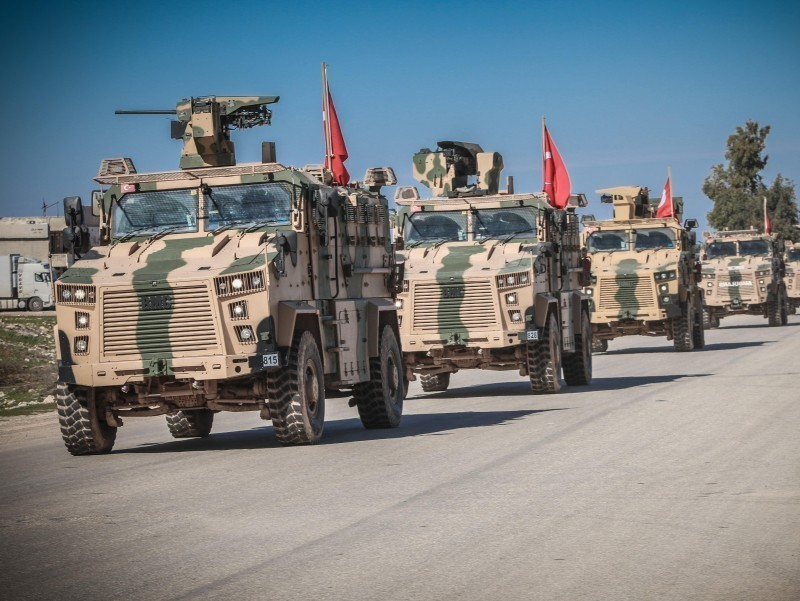 Turkiya Afg'onistondagi harbiylarini olib chiqishni boshladi