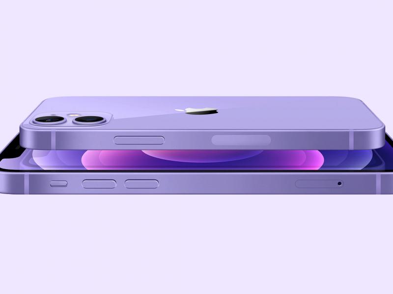 Apple iPhone 12 диапазонига янги ранг қўшмоқда