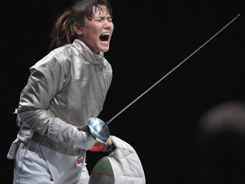 Токио-2020: Зайнаб Дайибекова чорак финалда имкониятни бой берди