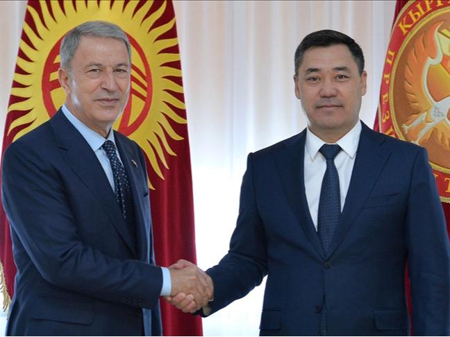 Анқара Бишкек билан хавфсизлик бўйича ҳамкорликка тайёр – Туркия Мудофаа вазири