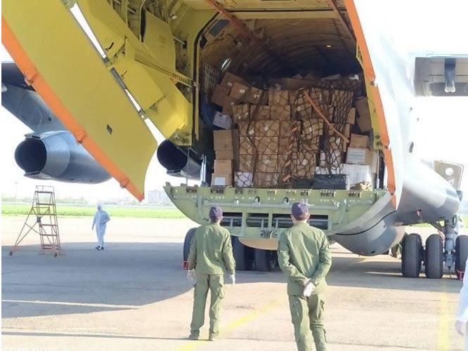 Хитой Ўзбекистонга 20 тонна инсонпарварлик ёрдами юборди
