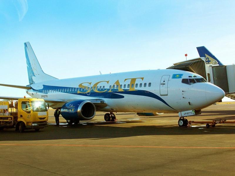 Қозоғистон авиакомпанияси Ўзбекистонга парвозларни амалга оширишга рухсат олди