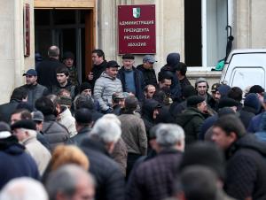Абхазия суди президентлик сайлови натижаларини бекор қилди