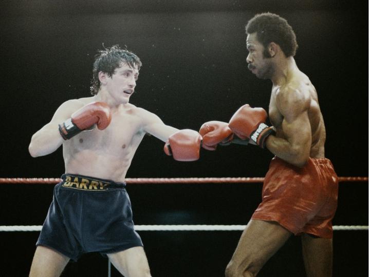Афсонавий боксчи саратонга енгилди