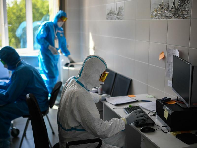 """Rossiyada koronavirusning """"gamma"""" shtammi aniqlandi"""