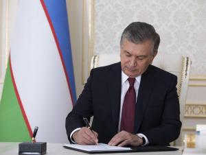 Президент муҳим Қонунни имзолади
