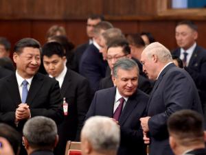 Ўзбекистон ва Беларусь Президентлари телефон орқали мулоқот қилди
