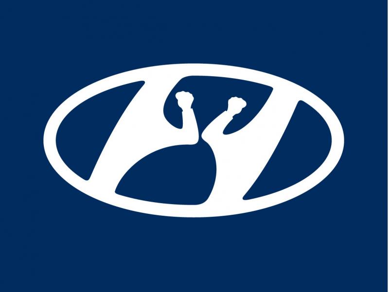 Hyundai koronavirus sabab logotipini o'zgartirdi