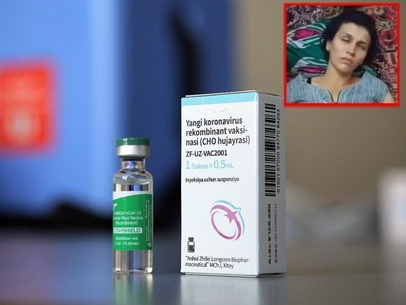 Xitoy-o'zbek vaksinasi xavflimi? Xorazmdagi holat bo'yicha munosabat bildirildi