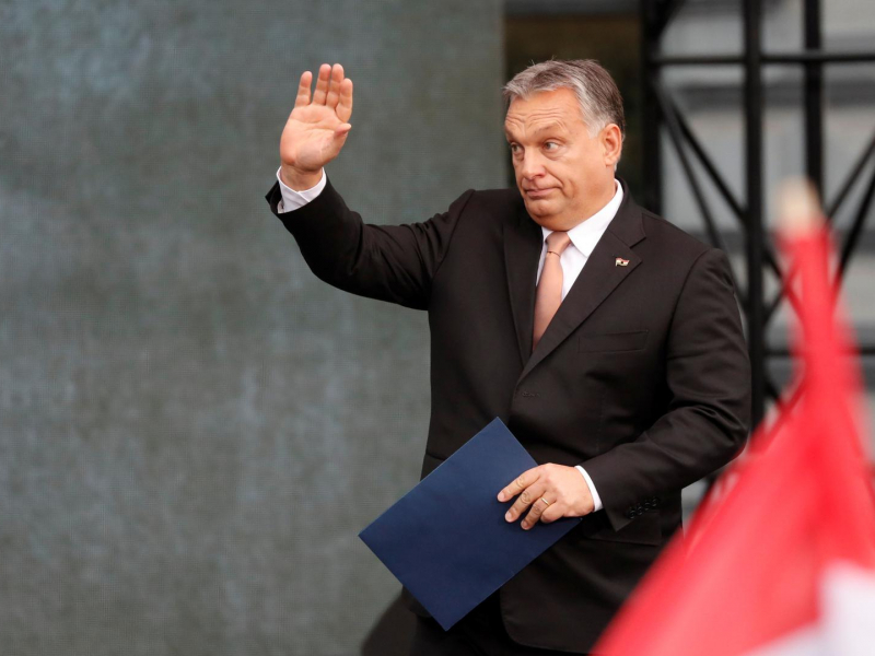 Венгрия Бош вазири Ўзбекистонга келади
