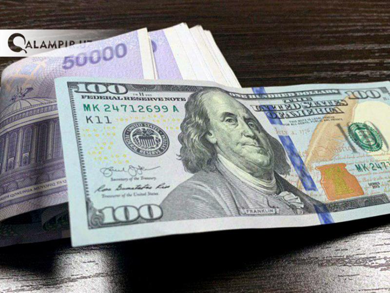 Тижорат банкларида доллар курси кўтарилди