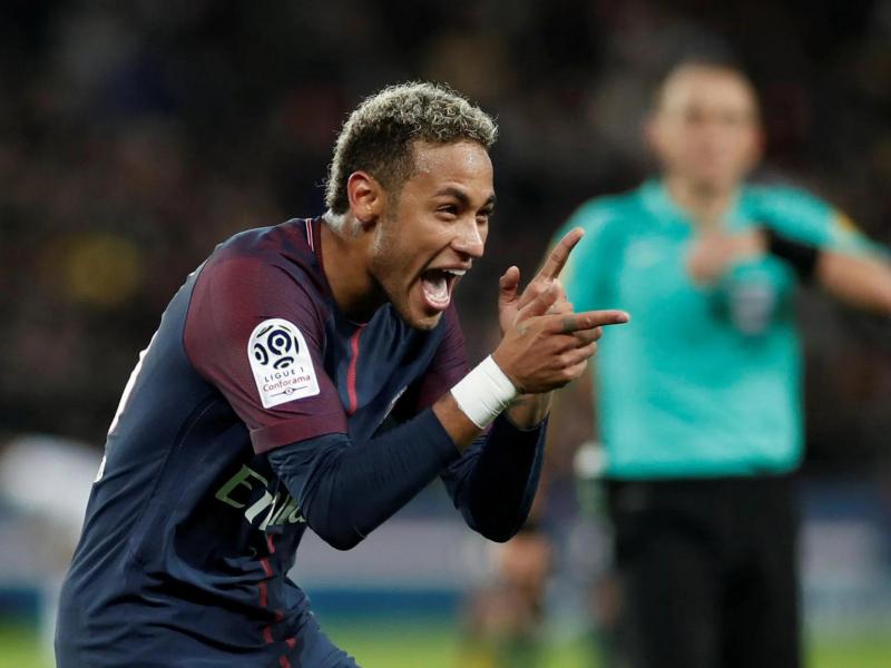 Neymar internetda shovqin ko'tardi