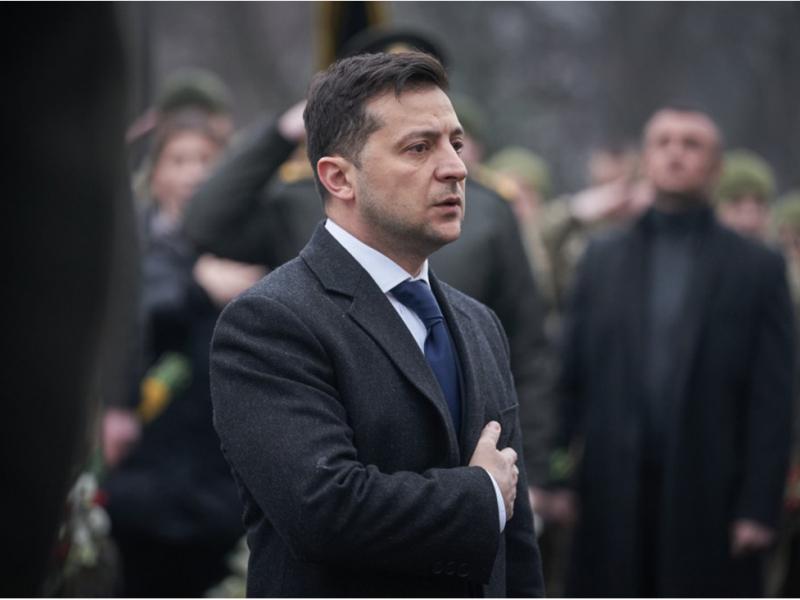 """Украинадаги фожиа сабаб """"мотам куни"""" эълон қилинди"""