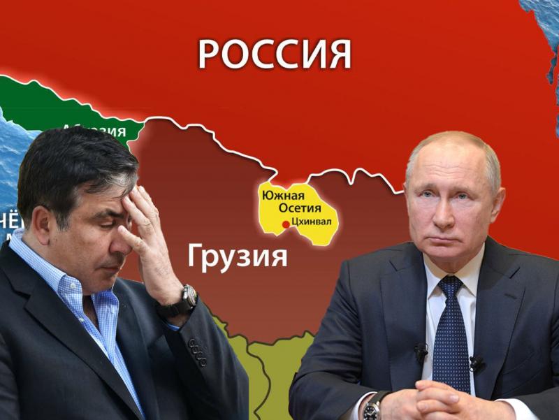 08.08.08. Besh kunlik jang yoxud Gruziya-Rossiya urushiga nima sabab bo'lgan?